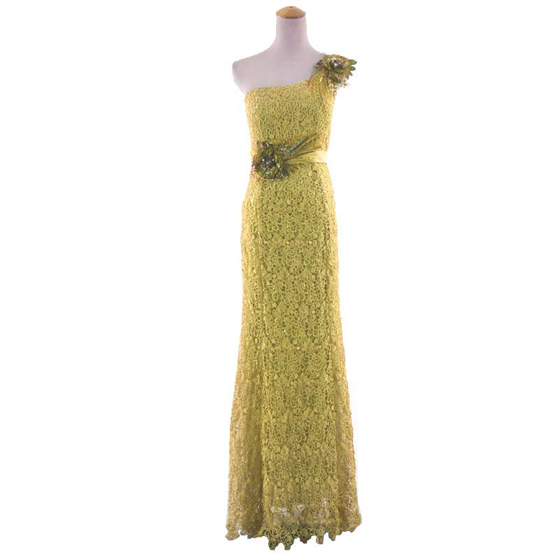 Women Trumpet Mermaid Floral Regular/Plus Size Crystal Sequins ...