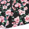 knee-length-high-waist-floral-print-a-line-retro-prom-cockail-dress-4