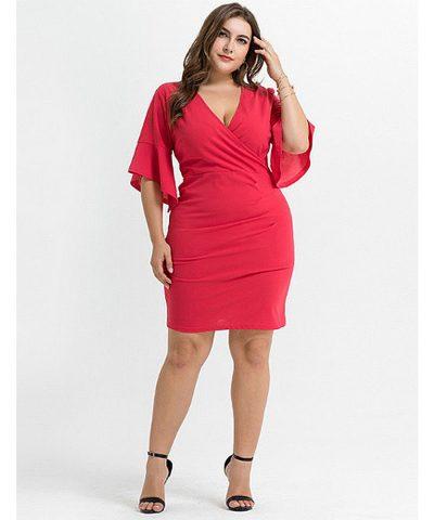 f6b614c170 plus size nightclub dresses – Apricus Fashion – Premiere Women s ...
