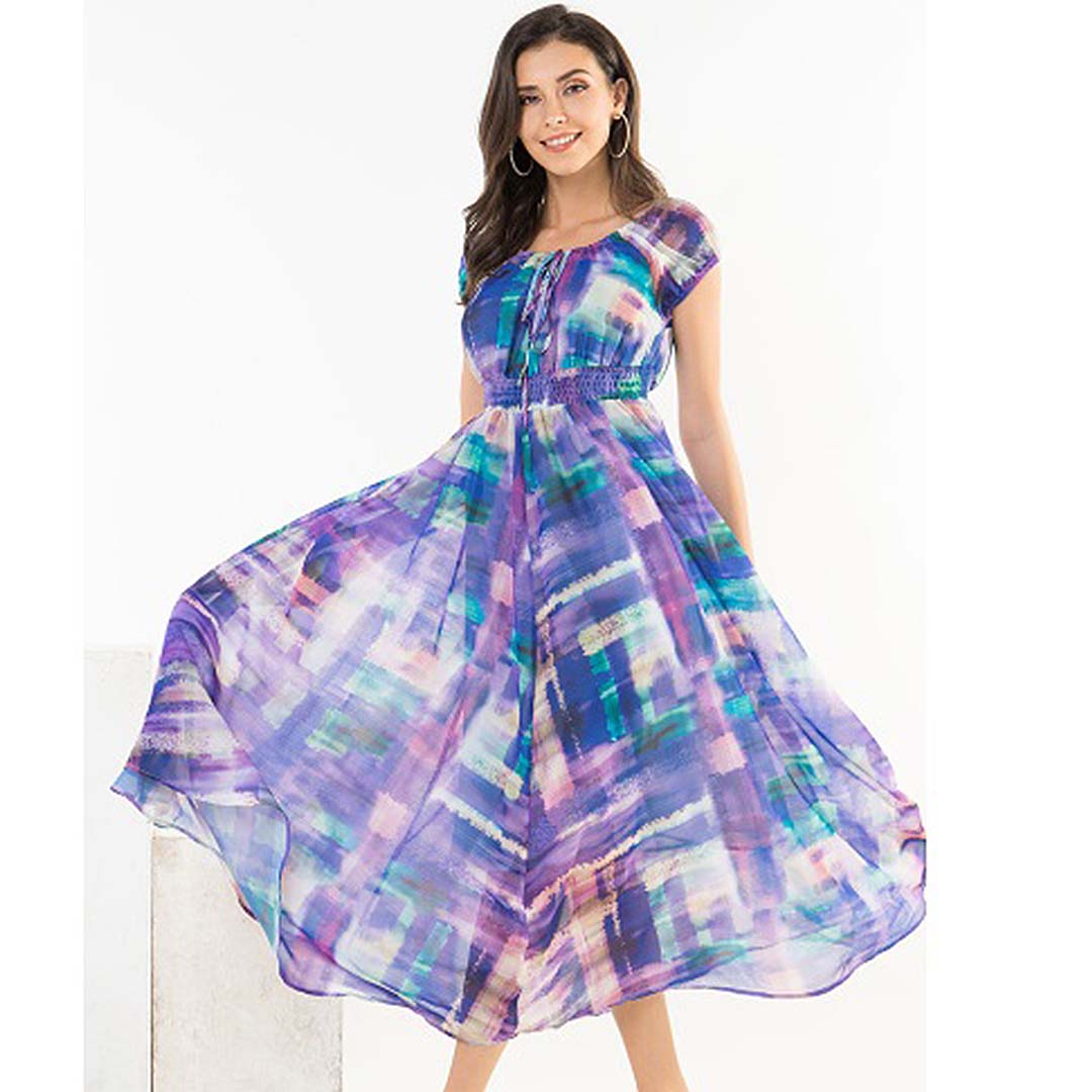 dab04875034 Plus Size Casual Summer Maxi Dresses