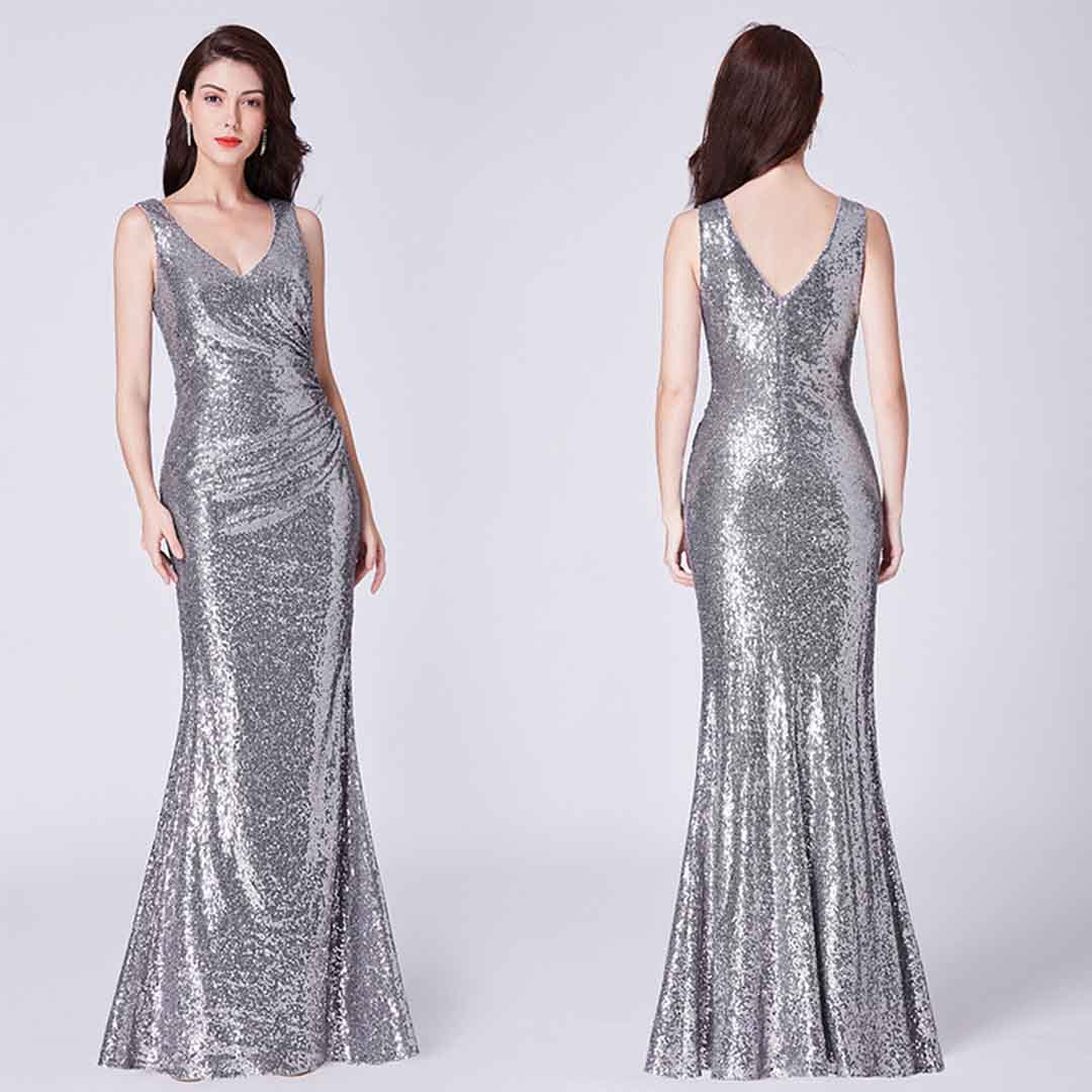 Sparkly Wedding Guest Formal Evening Ball Sequins Bridesmaid Dresses Apricus Fashion Premiere Women S Fashion At Affordable Prices,Mothers Dresses To Wear To A Wedding